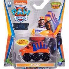 Paw Patrol: Diecast Vehicle: Dino Rescue: Zuma