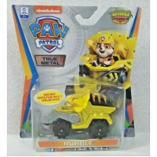 Paw Patrol: Diecast Vehicle: Dino Rescue: Rubble