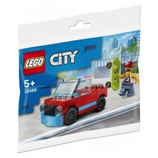 Lego City: 30568 Skater