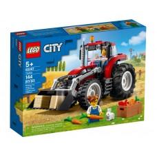 Lego City: 60287 Tractor