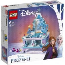 Lego Disney Frozen II: 41168 Elsa's Sieradendoos