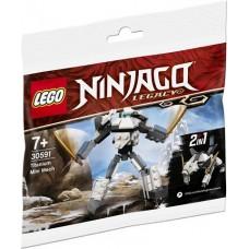 Lego Ninjago: 30591 Titanium Mini Mech