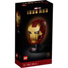 Lego Marvel Avengers: 76165 Iron Man Helm