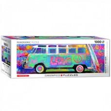 Eurographics: VW Samba Pa' ti Love Bus Panorama 1000 stukjes