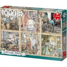 Anton Pieck: De Ambachtslieden 1000 stukjes