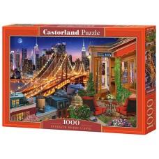 Castorland: Brooklyn Bridge Lights 1000 stukjes