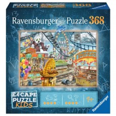 Ravensburger:  Escape Puzzel Kids: Amusement Park 368 stukjes