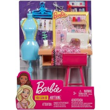 Barbie: Carriere Speelset: Fashion Design