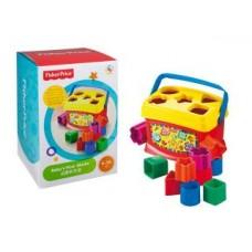 Fisher-Price: Baby's eerste Blokken