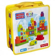 Megabloks First Builders: Spel het ABC