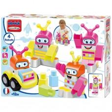 Abrick: Bouwblokken Robots