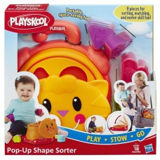 Playskool: Pop Up Shape Sorter