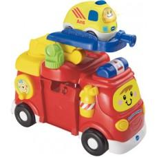 Toet Toet: Brandweerwagen