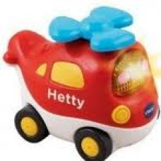 Toet Toet: Hetty Helicopter
