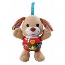 Vtech: Knuffel en Speel Puppy Bruin