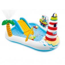 Intex: Speelzwembad 'Fishing Fun'