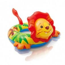 Intex Dieren zwemring: Leeuw
