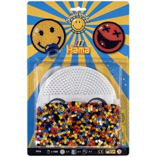 Hama: Strijkkralen Set: 7974 Smiley