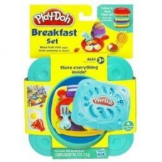 Play-Doh: Basic Food Speelset: Breakfast