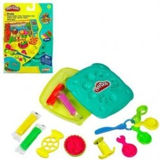 Play-Doh: Basic Food Speelset: Fruits