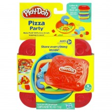Play-Doh: Basic Food Speelset: Pizza