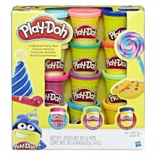 Play-Doh: Celebration Pack
