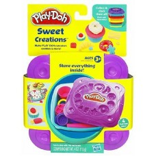 Play-Doh: Basic Food Speelset: Sweets