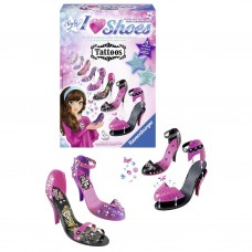 Ravensburger So Styly: I Love shoes tattoos