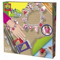 SES: Art Clay: Armband maken