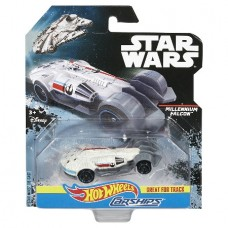 Hotwheels: Starwars Carships: Millennium Falcon