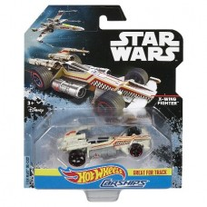 Hotwheels: Starwars Carships: X-Wing Fighter