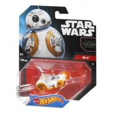 Hotwheels: Starwars Carships: BB-8