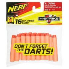 Nerf: Clip Darts 16-Pack