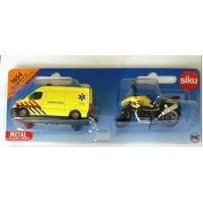 Siku: 1654 Ambulance Set