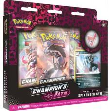 Pokemon: Champion's Path Pin Collection: Spikemuth Gym