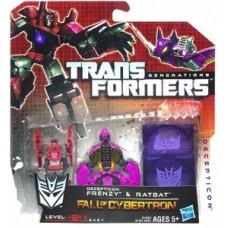 Transformers Generations: Decepticon Frenzy en Ratbat