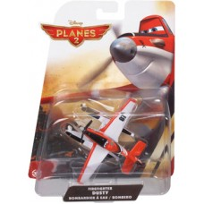 Planes: Diecast: Firefighter Dusty