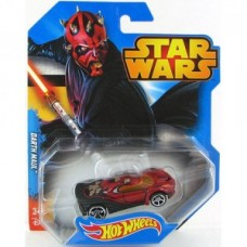 Hotwheels: Star Wars Diecast:  Darth Maul