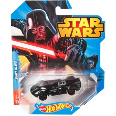 Hotwheels: Star Wars Diecast: Darth Vader