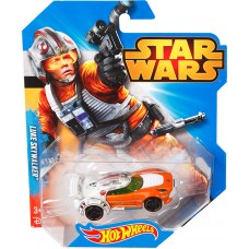 Hotwheels: Star Wars Diecast: Luke Skywalker