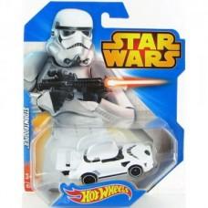 Hotwheels: Star Wars Diecast: Stormtrooper