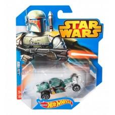 Hotwheels: Star Wars Diecast:  Boba Fett