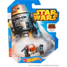 Hotwheels: Star Wars Diecast: Chopper
