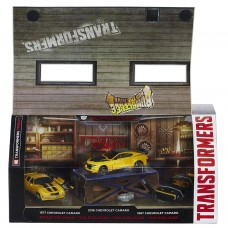 Transformers: Bumblebee Evolution 3-Pack