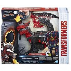 Transformers: Mega Turbo Changer: Dragonstorm