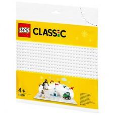 Lego Classic: 11010 Bouwplaat Wit