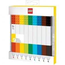 Lego Viltstiften 9-delig