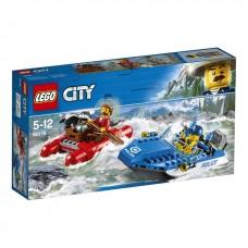 Lego City: 60176 Wilde rivierontsnapping