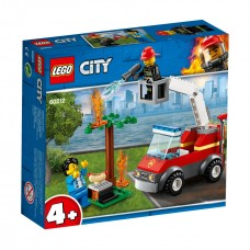 Lego City: 60212 Barbecuebrand Blussen