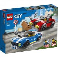 Lego City: 60242 Snelweg Arrestatie